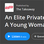 WNYC's The Take Away